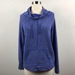 Blue Pullover Sweatshirt by Gap
